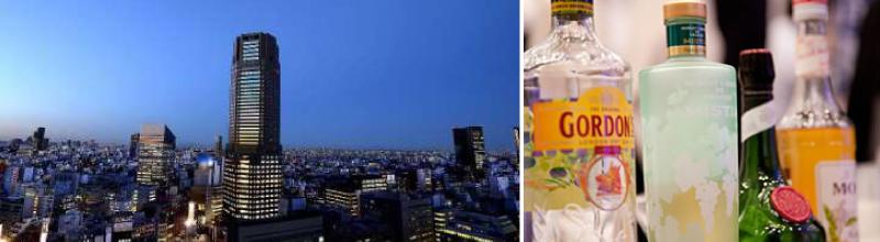 渋谷のセルリアンタワー